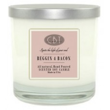 Beggin 4 Bacon Candle