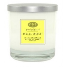 Banana Coconut Candle
