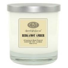 Bergamot Amber Candle