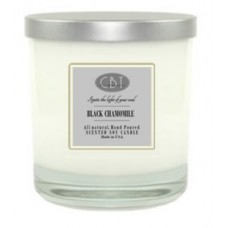 Black Chamomile Candle