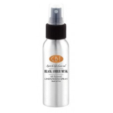 Black Amber Musk Spray