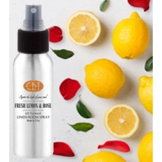 Fresh Lemon & Rose Spray