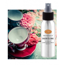 English Tea Rose Spray